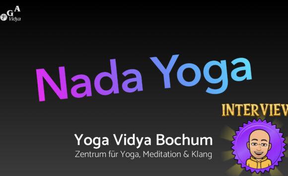Nada Yoga – Interview 🎤 Warmup05